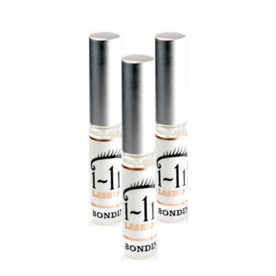 Bonding i-lift lashes