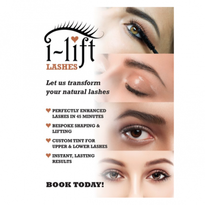 i-lift lashes poster 2